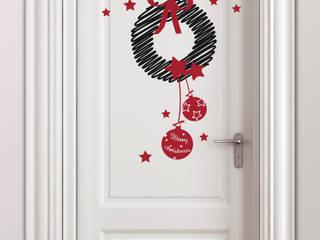 Weihnachten steht vor der Tür... Ausgefallene Fenster & Türen von jamsstyle Ausgefallen