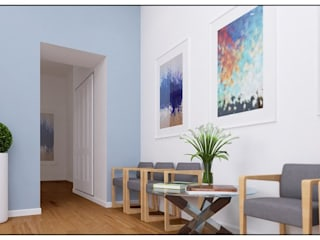 AG Interior Design Study/office