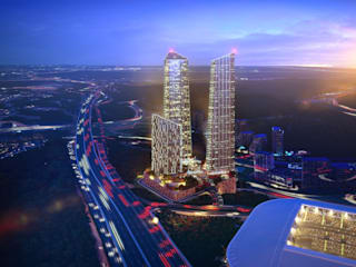 CCT INVESTMENTS – CCT 152 Project in Syrantepe:  tarz Evler,