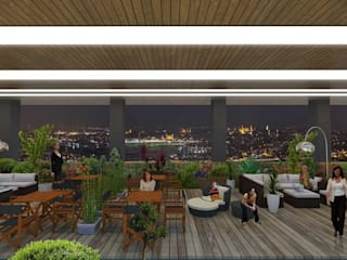 CCT INVESTMENTS – CCT 155 Project in Halic:  tarz Teras,