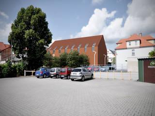 Modern schools by PL+sp. z o.o. Modern