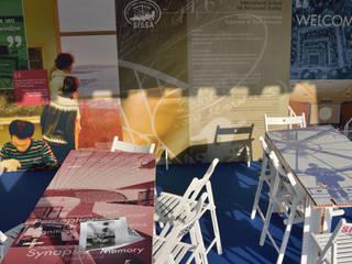 SISSA @TriesteNEXT: Allestimenti fieristici in stile  di AMUSE Studio Associato