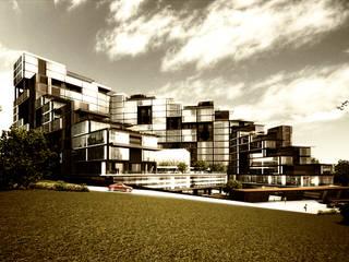 apak mimarlık – Nef Maslak:  tarz Evler