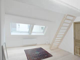Minimalist bedroom by planomatic Minimalist