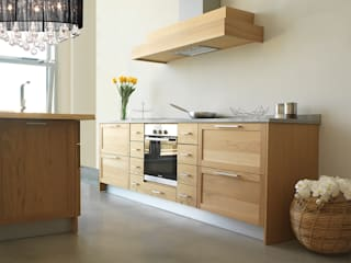 LA BOTTEGA DEL FALEGNAME Kitchen Solid Wood