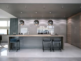 Kitchen. Options. USA: Кухни в . Автор – KAPRAN DESIGN (interior workshop)