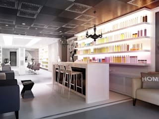 Commercial Spaces by KAPRANDESIGN