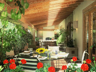 Terrazas de estilo  de JR Arquitectos