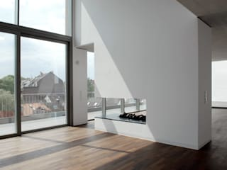 Corneille Uedingslohmann Architekten Living room