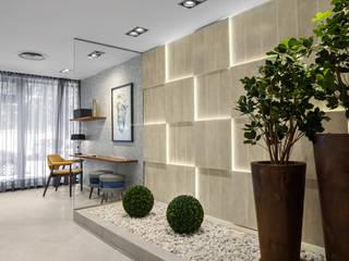 Centros de exposiciones de estilo moderno de Rita Glória Interior Design unipessoal LDA Moderno