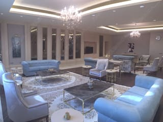 Fabbrica Mobilya – Antalya Havalimanı VIP Binası:  tarz