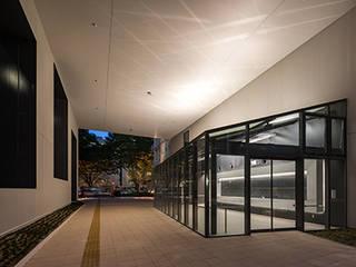 仙台市上杉分庁舎 公開空地: LovetheLightが手掛けた家です。