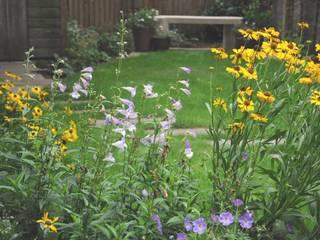 Wandsworth Town Garden โดย Arthur Road Landscapes โมเดิร์น