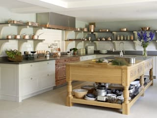 Edwardian English Country Cook's Kitchen by Artichoke Country