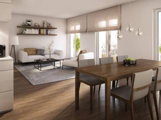 winhard 3D Modern dining room