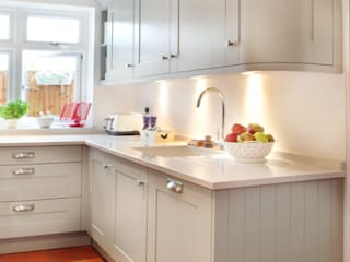 Orchard Way:  Kitchen by in-toto Amersham