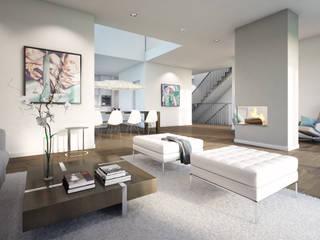 Salas de estar clássicas por winhard 3D Clássico