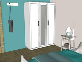 Diseño en 3D de Irene Corralo