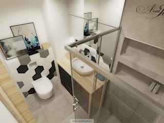 Kamar Mandi by And Interior Design