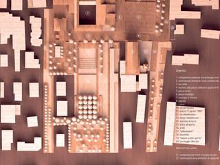 Planimetria Generale:  in stile  di Mirco Simonato - Studio di Architettura