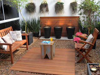 Jardines de invierno modernos de Eduardo Luppi Paisagismo Ltda. Moderno
