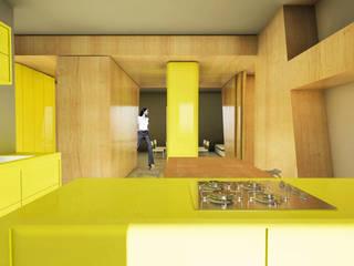 Ten Degrees Bureau69 d'Architettura Case moderne