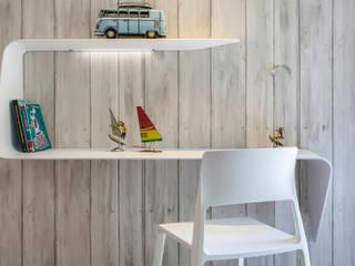 AM 2014 - Fão: Escritórios e Espaços de trabalho  por INAIN Interior Design ,Moderno