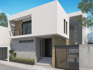 Bau-Art Taller de Arquitectura 房子