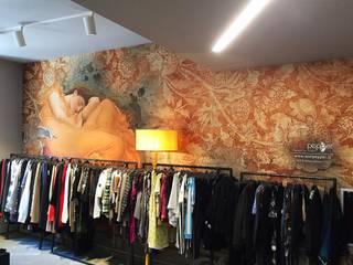 Klassische Geschäftsräume & Stores von Wallpepper Klassisch