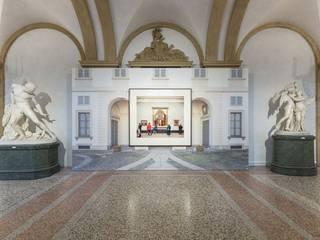 Moderne Museen von Wallpepper Modern