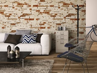 Rustic style walls & floors by INTERAZULEJO Rustic