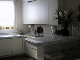 cristina mecatti interior design Kitchen