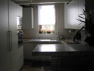 cristina mecatti interior design Cocinas de estilo moderno