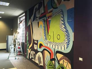 Moderne Wände & Böden von Wallpepper Modern