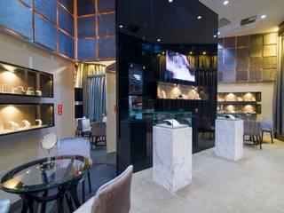 อาคารสำนักงาน ร้านค้า โดย Andréa Carvalho Arquitetos Associados, โมเดิร์น