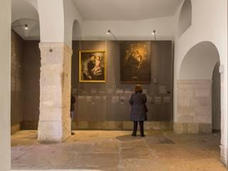 Santo António Museum // P-06 + Site Specific : Museus  por P-06 ATELIER, ambientes e comunicação, Lda