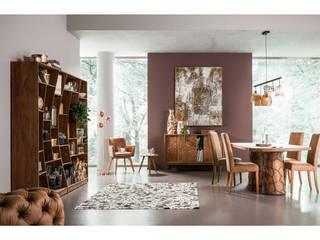 Collezione Brass di The LOFT Design Eclettico