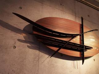 Wall Shelf: hamajima takuyaが手掛けた折衷的なです。,オリジナル