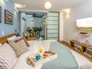 Hotels by PLANTA BAJA ESTUDIO DE ARQUITECTURA, Eclectic