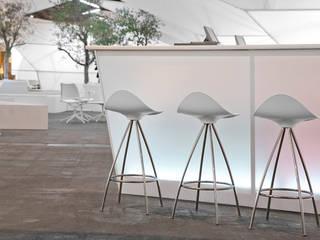 Design Within Reach Mexico ComedorSillas y bancos Plástico Blanco