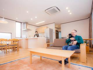 株式会社コリーナ Eclectic style living room