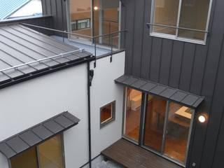 市川設計スタジオ Moderne Häuser