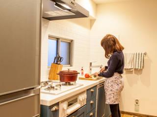 株式会社コリーナ Scandinavian style kitchen