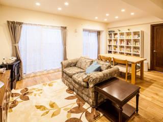 株式会社コリーナ Scandinavian style living room