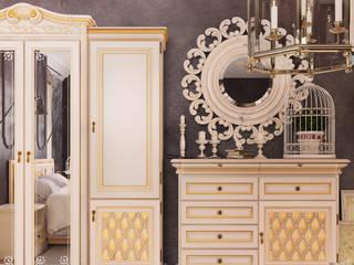 Bedroom: Спальни в . Автор – Дмитрий Каючкин, Классический