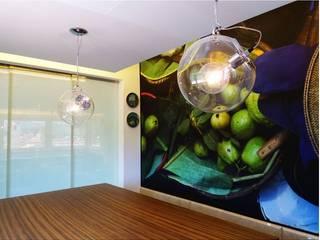 Moderne Küchen von Wallpepper Modern
