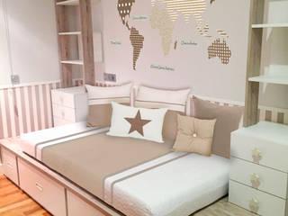 Dormitorio Complet:  de estilo  de Alábega