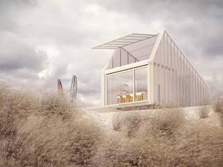 Kite house par D44 Architecture Minimaliste