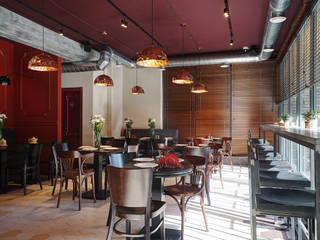 """Ресторан """"Тифлис Гурмэ"""": Ресторации в . Автор – TB.Design,"""