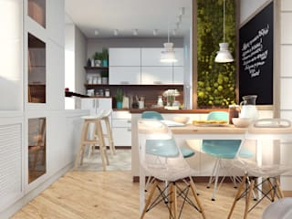 Kitchen by Katerina Butenko, Eclectic